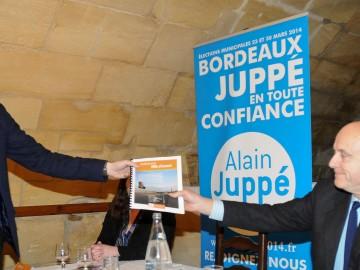 Le Mouvement Démocrate acteur du projet municipal d'Alain Juppé
