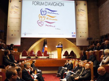 « Entreprendre la culture » : 8èmes Rencontres internationales du Forum d'Avignon à Bordeaux les 31 mars et 1er avril 2016