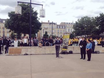 """Commémoration de l'abolition de l'esclavage 2016 : """"Bordeaux regarde son histoire en face."""""""