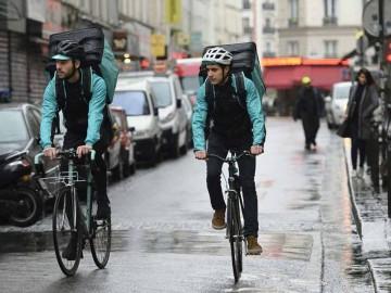 Livreurs à vélo : pour un cadre contractuel plus juste