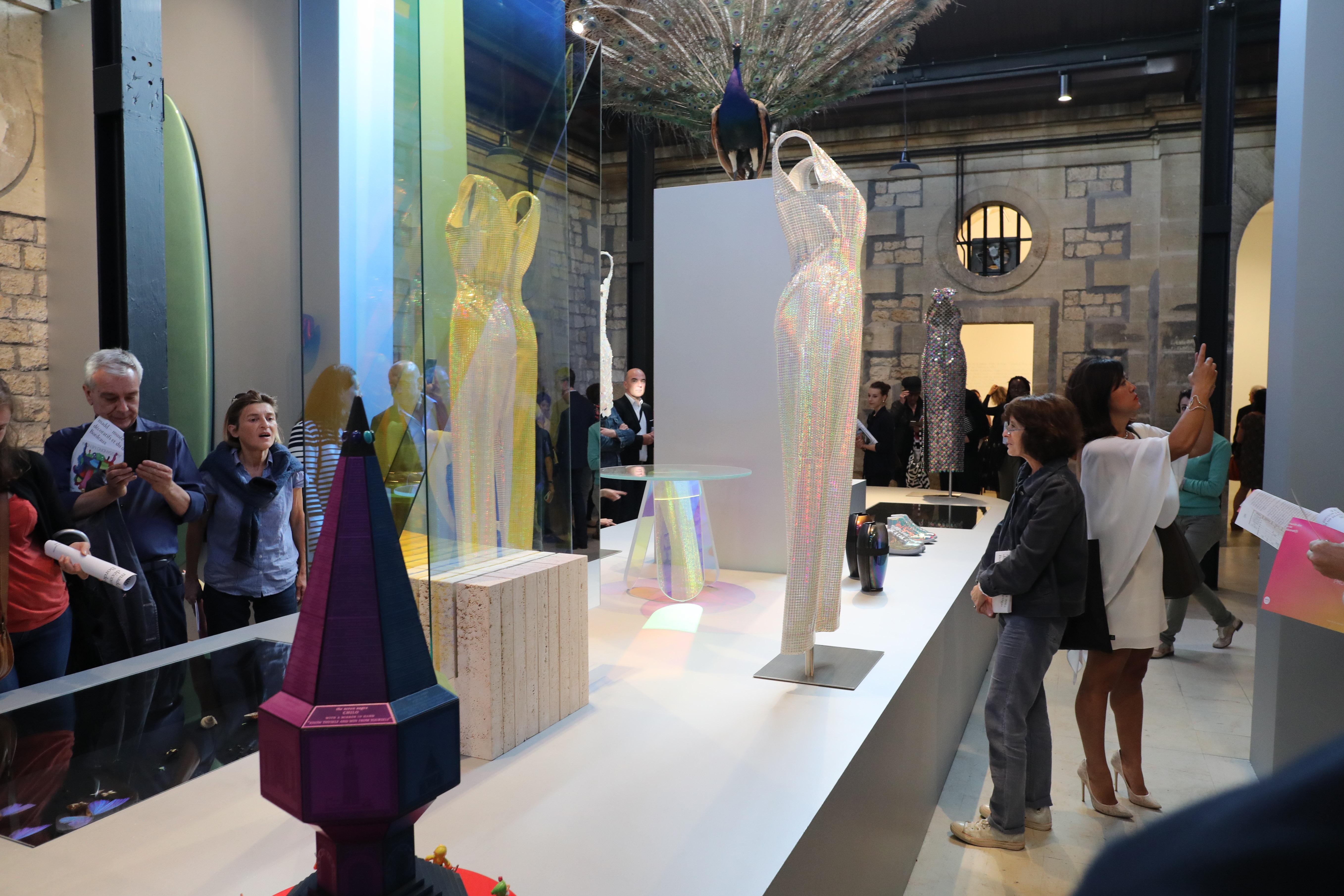 saison culturelle paysage musée art decoratif design robert