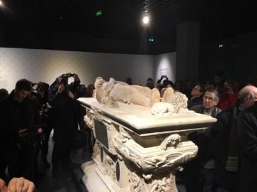 A Bordeaux, le cénotaphe de Michel de Montaigne restauré